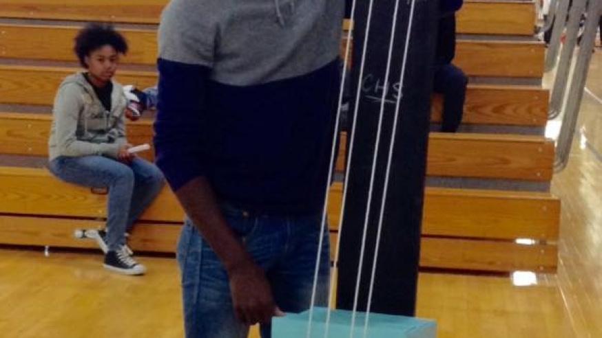 Local High Schools Compete in YSU Physics Olympics
