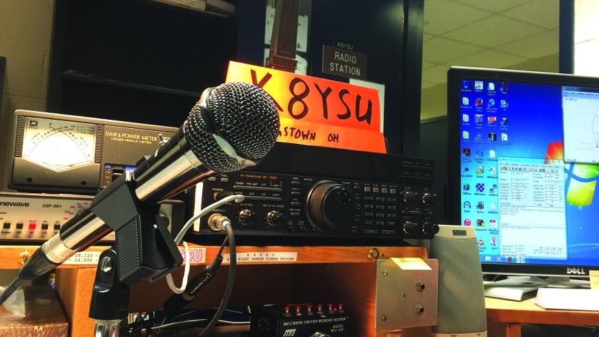 YSU Amateur Radio Club Goes HAM