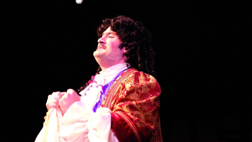 Bum Rolls, High Heels and Arranged Marriage: University Theater Opens Tartuffe