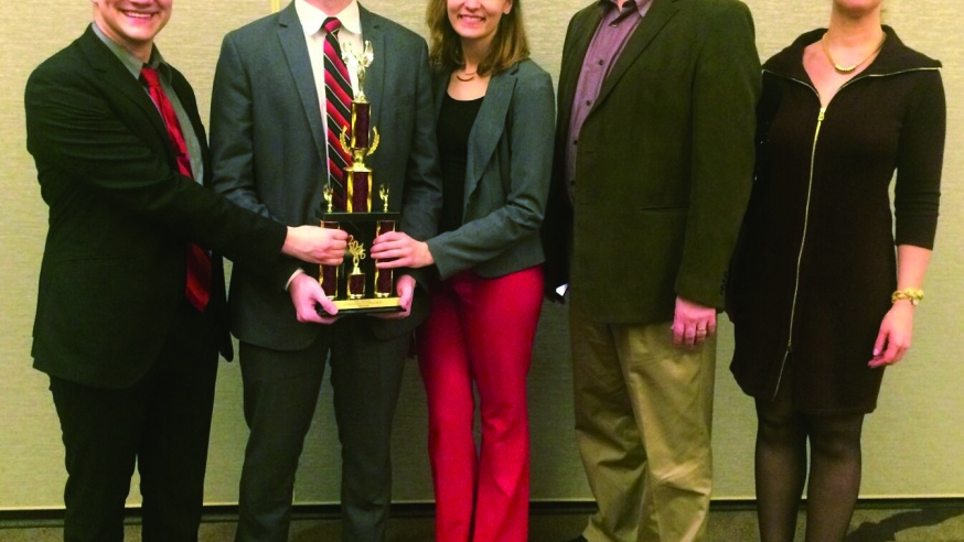 Ethics Bowl Team Places Second in Nation