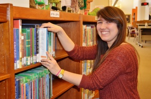 Krystle Van Dyke - Beeghly Library 1 - good