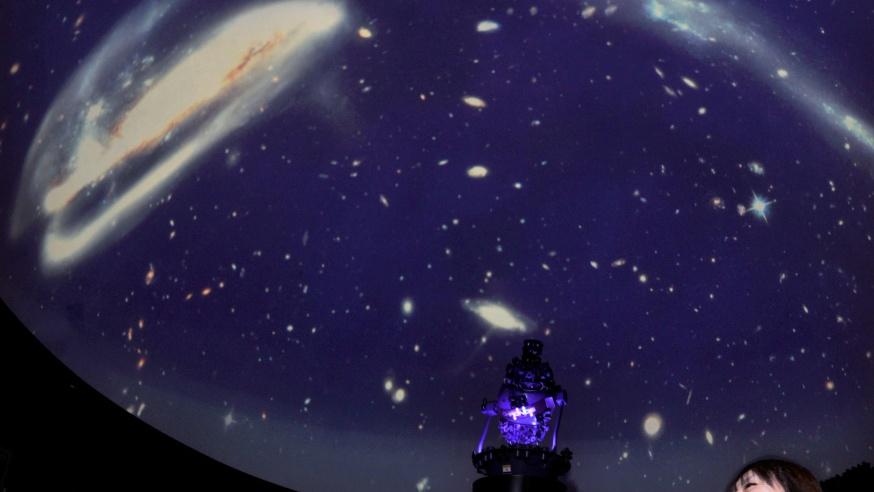 Planetarium Receives NASA Grant