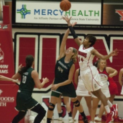 Jackson's Fourth Quarter Leads YSU Over Oakland