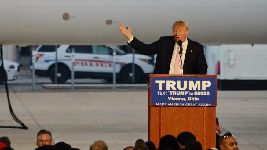Trump Visits Vienna