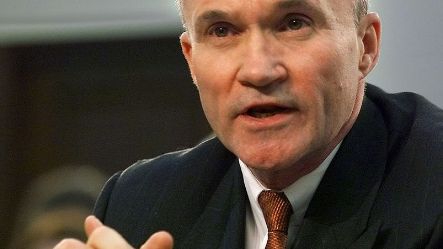 Longest Serving NYPD Commissioner Raymond Kelly Featured During Skeggs Lecture