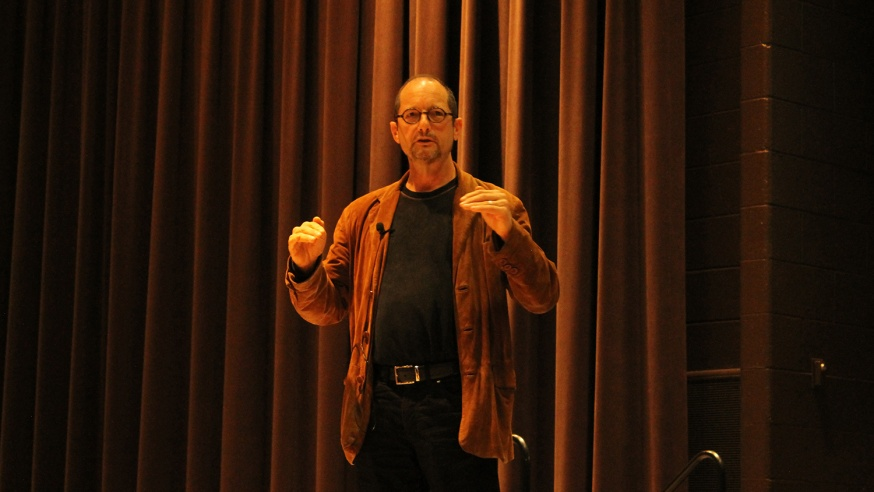 Shipka Speaker Talks About Misquoting Jesus
