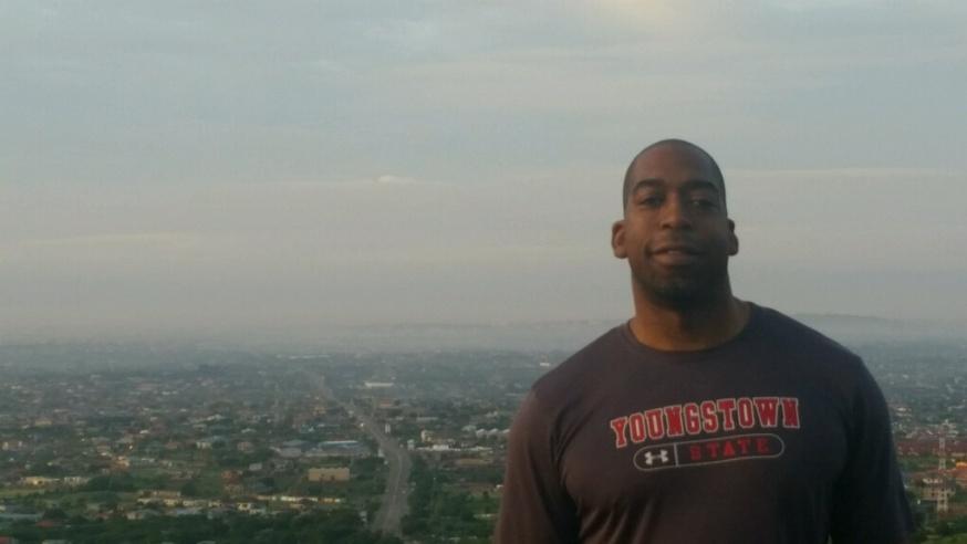 YSU professor visits Ghana in recruitment effort