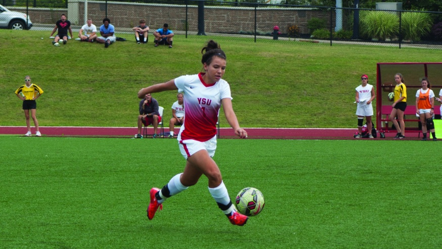 Renewed Hope for YSU Soccer