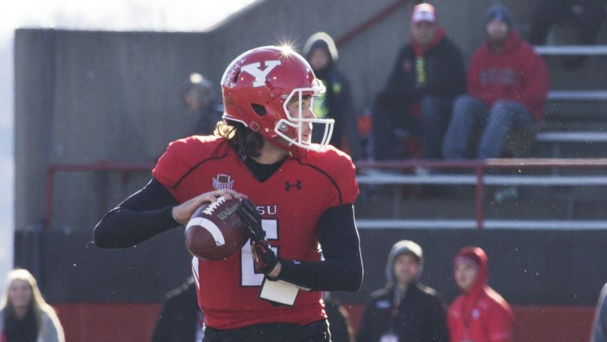 YSU Looks for Quarterback as Season Approaches