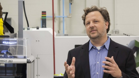 First Friedman Chair Will Bolster 3-D Printing Research, Adminstration Says