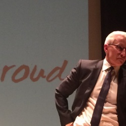 Five Quotes from Anderson Cooper's Skeggs Lecture