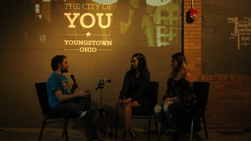 Women Mean Business at Live Podcast Event