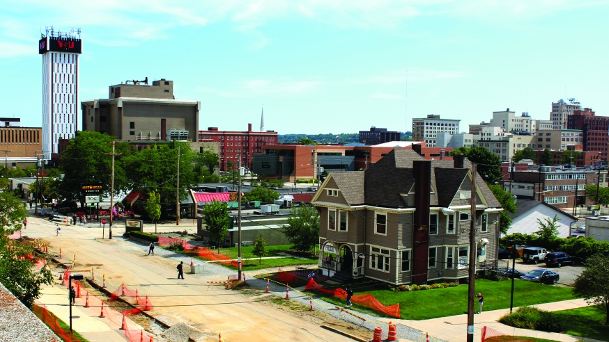 Campus Construction: The Businesses' Perspective