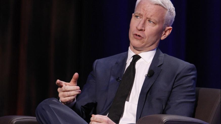 Anderson Cooper to Deliver Skeggs Lecture Saturday