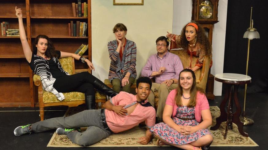 University Theater Presents: 'Vanya and Sonia and Masha and Spike'