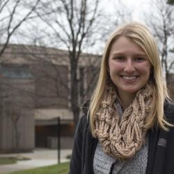 Megan Evans Wins Prestigious Sociology Award
