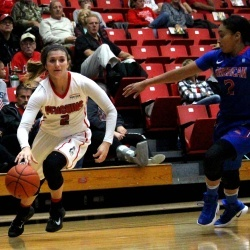 Next Woman Up: YSU Women's Basketball Loses Another Starter