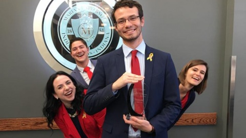 YSU Takes First Ethics Bowl