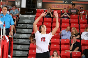 YSU Volleyball vs. Oakland - Sept 24, 2016