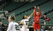 YSU Women's Basketball climbing the Horizon League