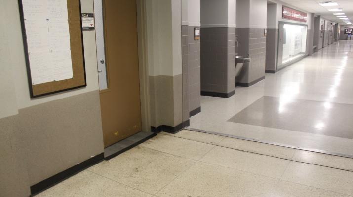 Maintaining Campus Facilities