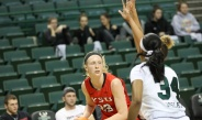 YSU Women's Basketball Clinched Top-6 in Tourney