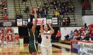 YSU Women's Basketball Playing Well against Binghamton in WBI