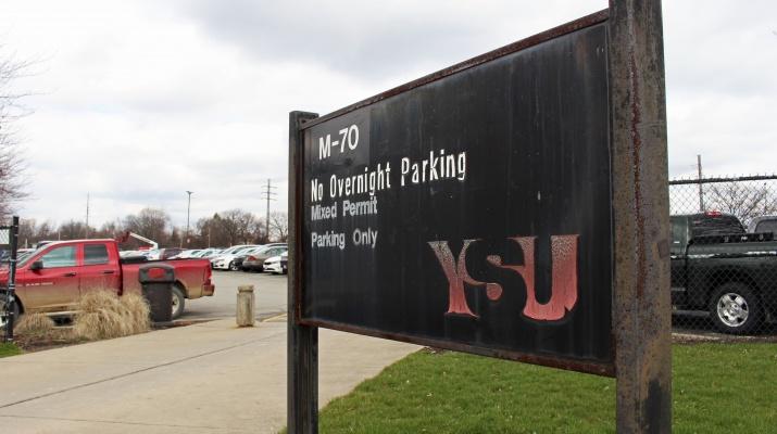 Parking Deck Closures