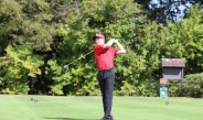 Scherr Earned and Played in the U.S. Amateur Golf Championship