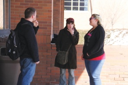 Smoking Outside_2-14-12