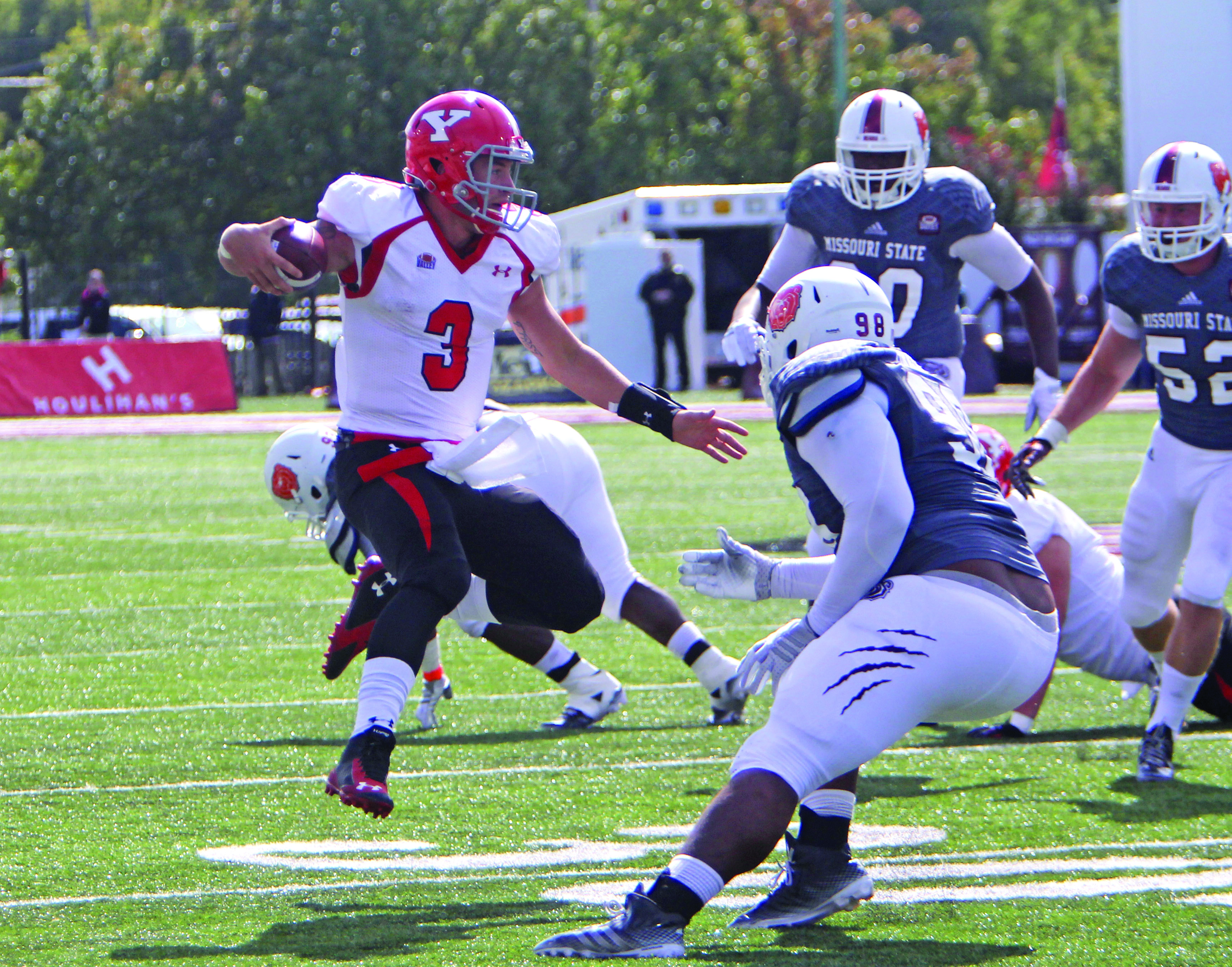 ysu cracks top 10 and implements new practice schedule - the jambar
