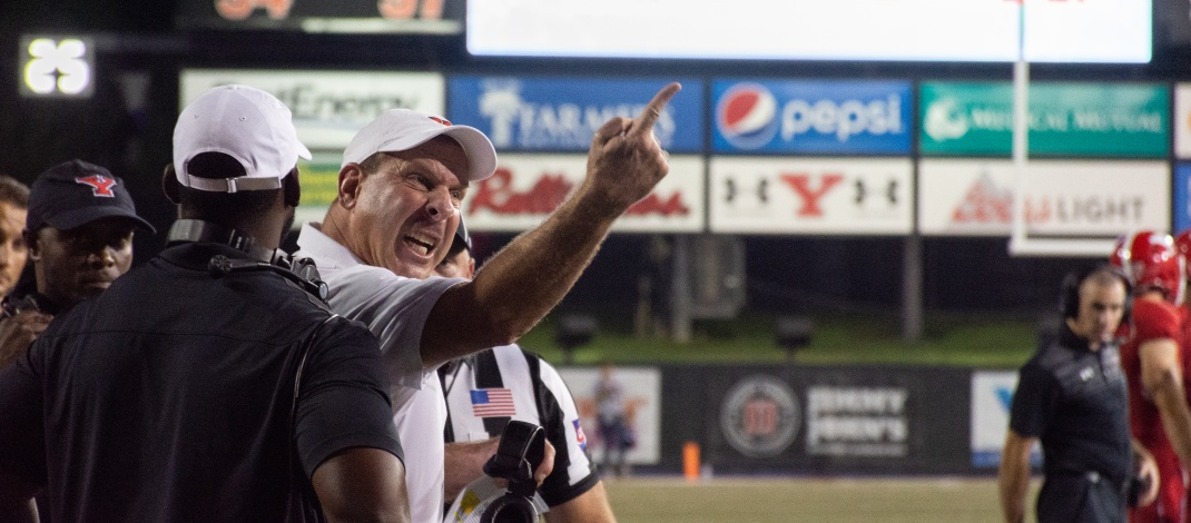 History Not on Coach Pelini's Side Going Forward