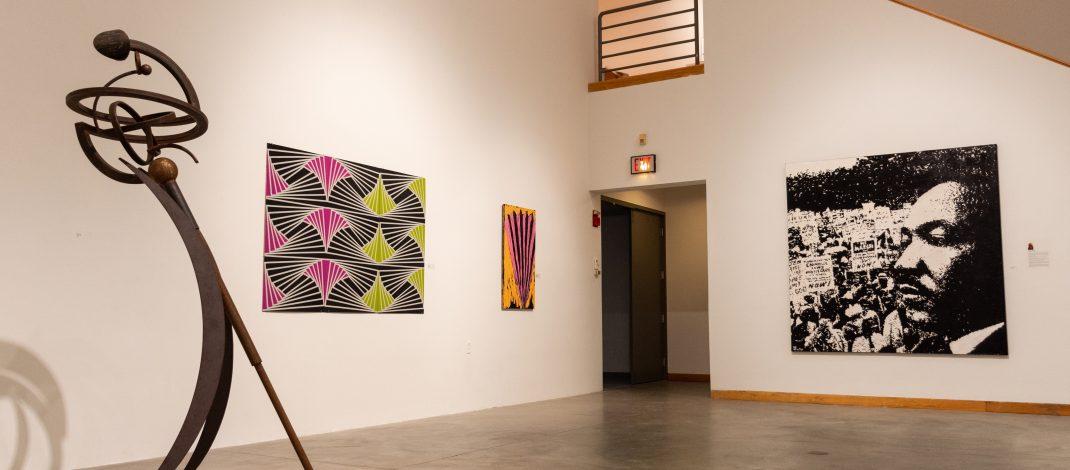 McDonough Welcomes Alumni in Art Exhibition