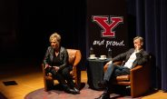 Nancy Grace and Dan Abrams Visit Youngstown for Skeggs Lecture Series