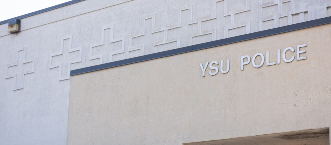 YSU Welcomes New Penguin Police Officers