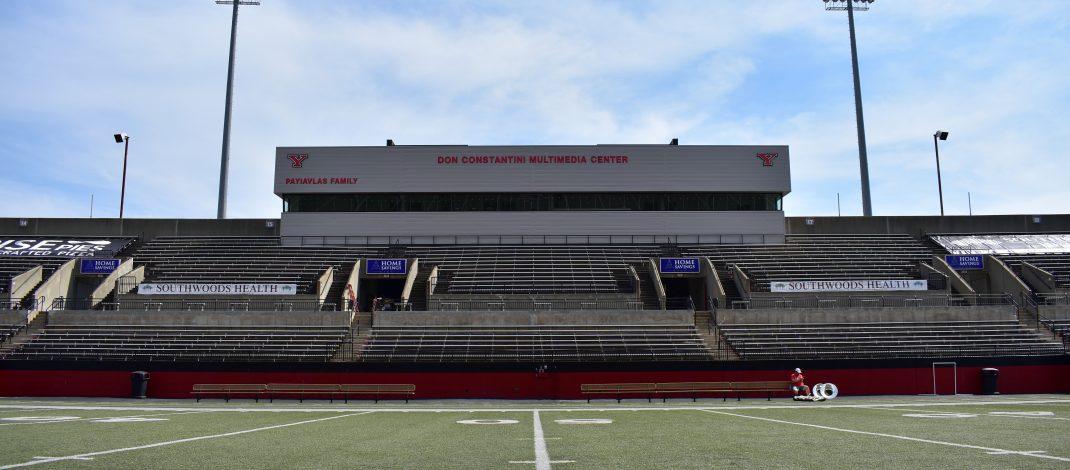 New Don Constantini Multimedia Center Expands Stambaugh Stadium