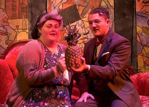 Theatre Department to Perform Two 'Perfectly Marvelous' Weekends of  'Cabaret'