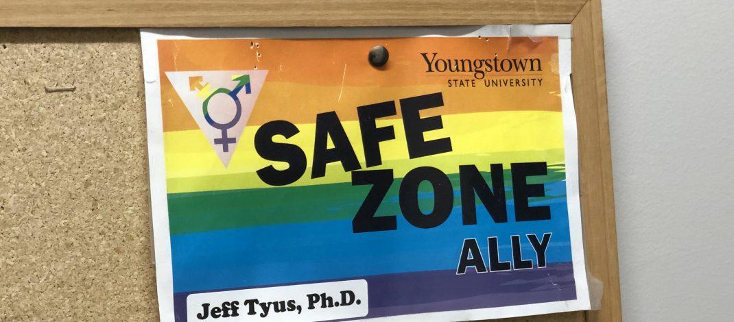 YSU Holds LGBTQ Safe Zone Training