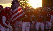 The Sun Sets on Mays' Football Career