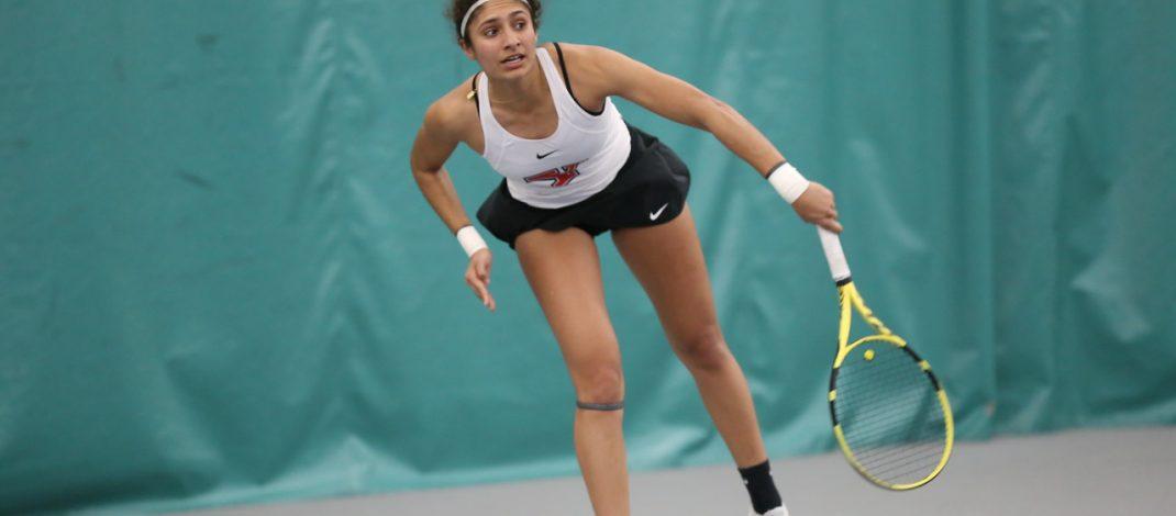 Women's Tennis Looks to Bounce Back