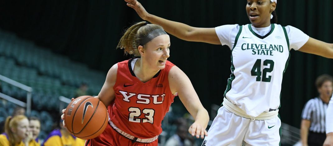 Women's Basketball Back at Beeghly