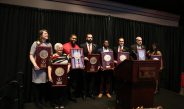 Eight Inducted into YSU Athletics Hall of Fame