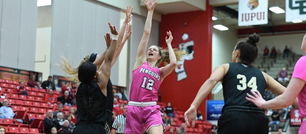 YSU Basketball Closes Out Home Regular Season Play