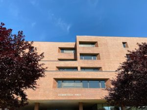 The Beeghly College of Education merged with the College of Liberal Arts and Social Sciences in a restructuring move to save on administrative costs.