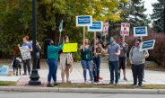 Students Show Support in Faculty Strike; Negotiations Progress