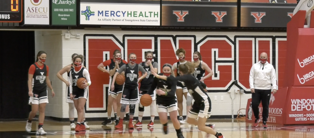 Women's Basketball Team Holds First Official Practice