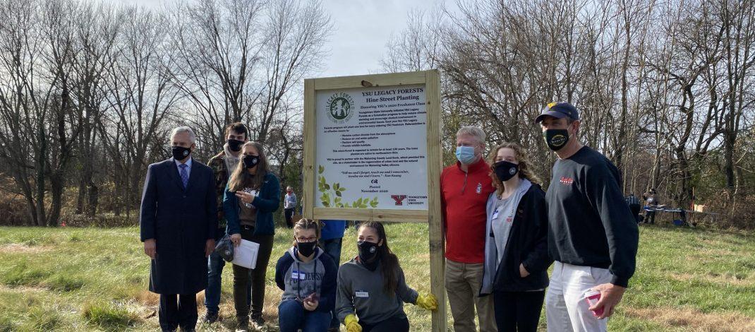 Inaugural Legacy Forest Program